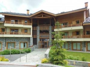 Mooi 2 slaapkamer appartement in Trois Vallées skigebied