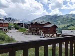 Fraai 2 slaapkamer appartement in Trois Vallées skigebied